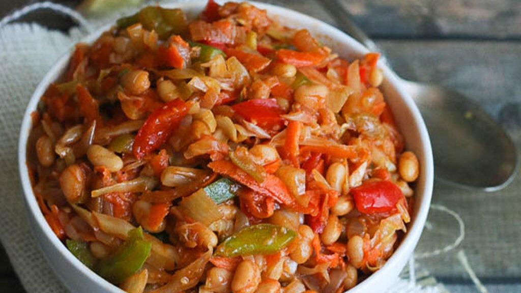 Chakalala dish