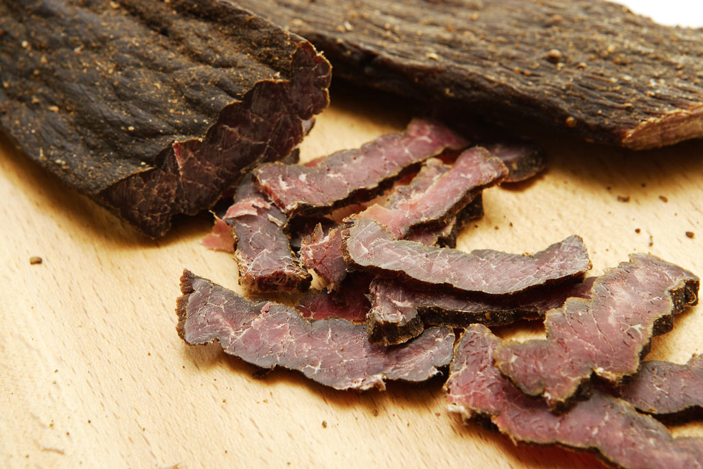 Delicious South Africa Foods - Biltong