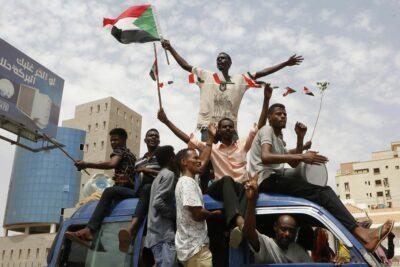 Sudan civilian