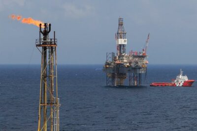 Oil Discovery in Congo
