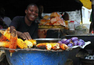 Nigeria Street Food