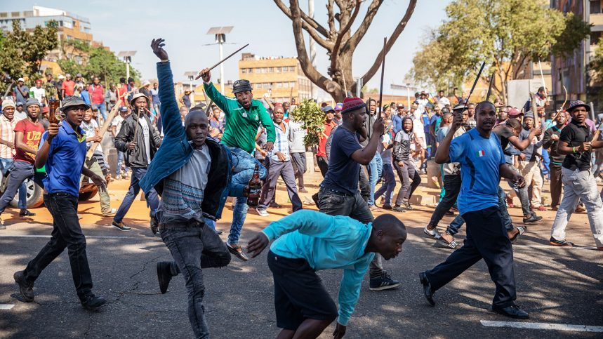 South Africa: Another wave of Xenophobic Attacks