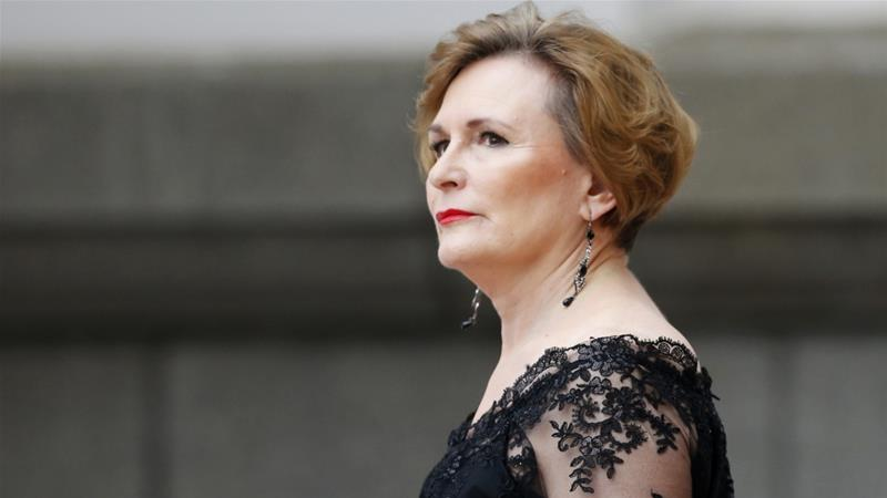 Helen Zille has been elected as the leader of the Democratic Alliance