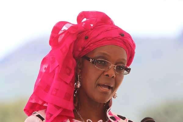 Grace Mugabe faces eviction