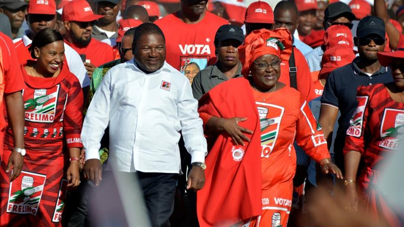 Incumbent president Filipe Nyusi wins Mozambique Elections