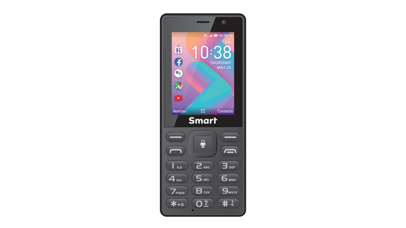The first smart feature phone in Tanzania