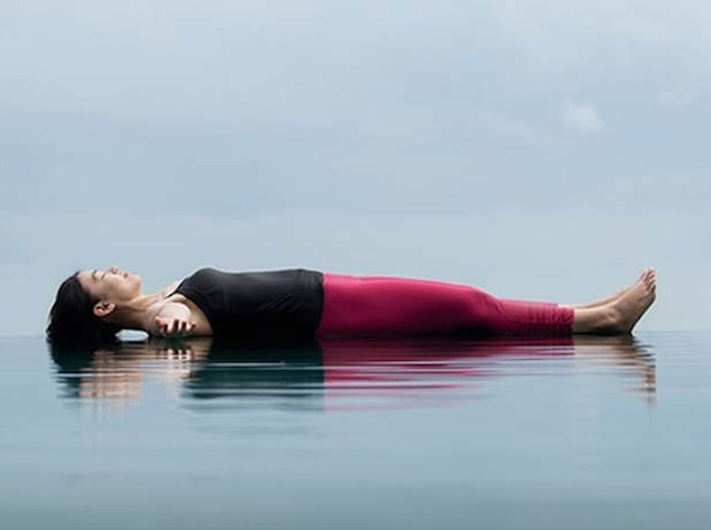 Yoga Nidra try to fix sleep disorders