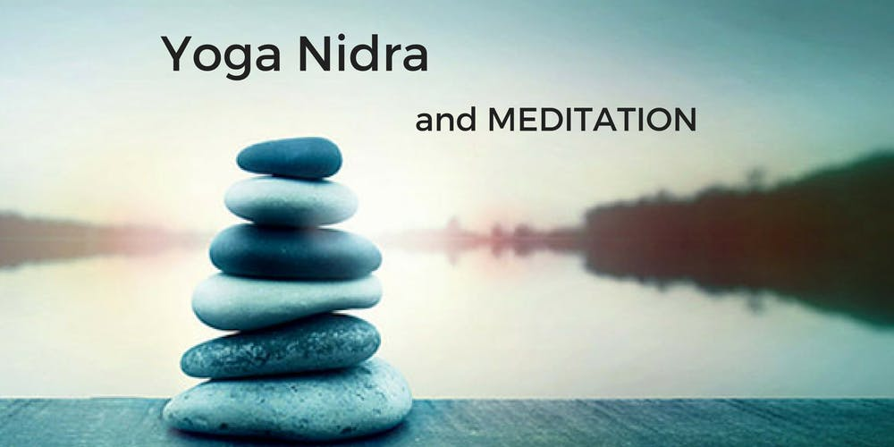 2. Yoga Nidra improves the levels of dopamine in the person's body