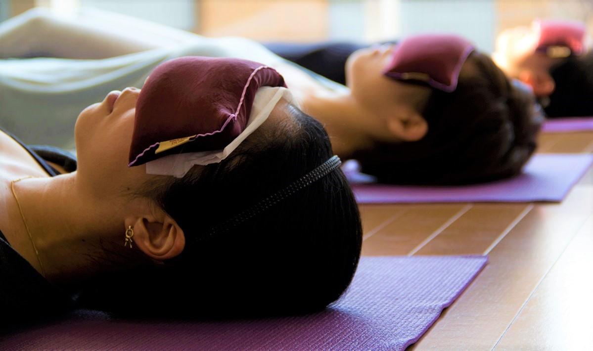 4. Yoga Nidra can treat insomnia