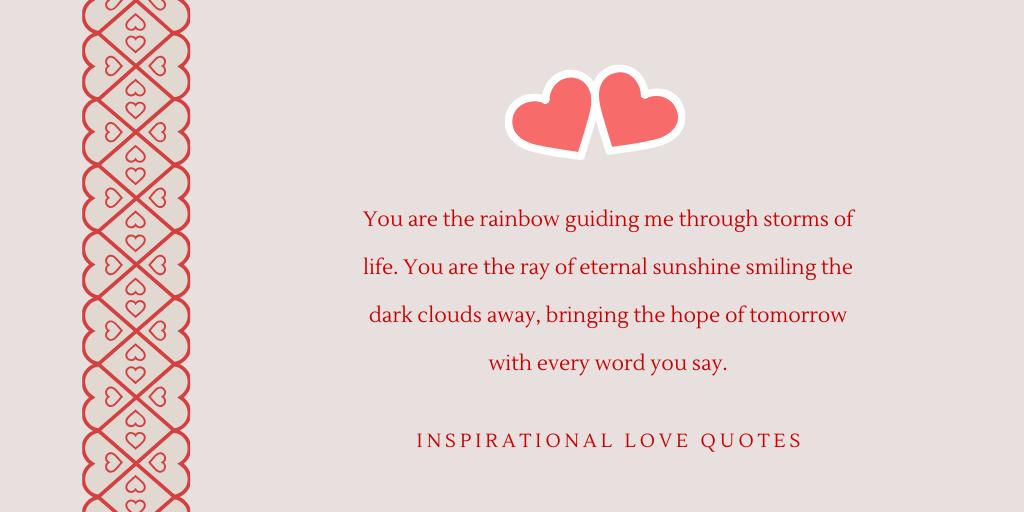 Love-perceives