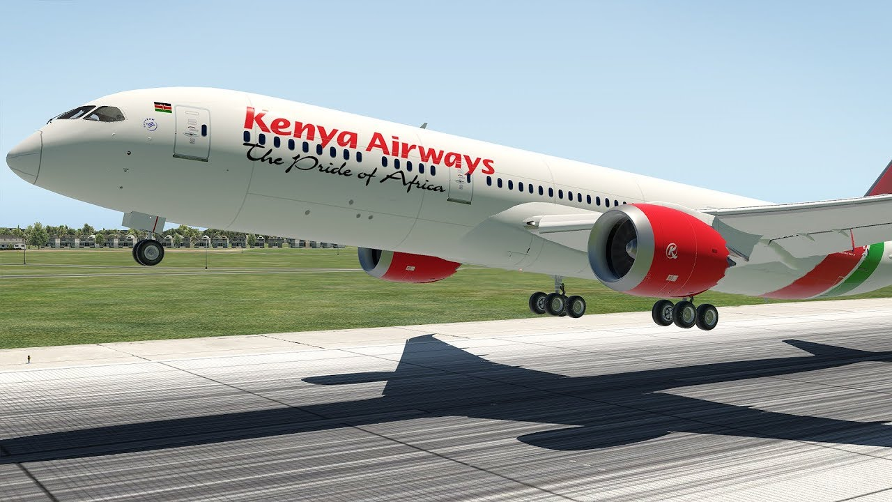 Kenya Airways names new acting CEO