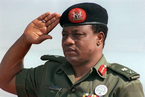 2.Ibrahim Badamosi Babaginda