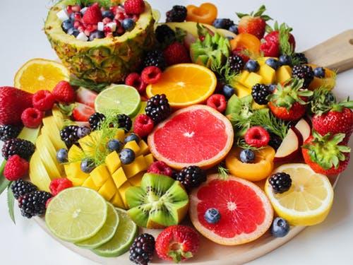 1. Eat fruits