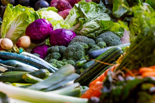 2. A balanced diet involves eating vegetables