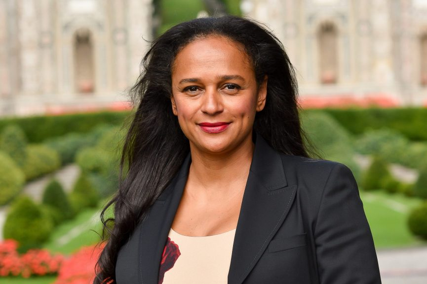 Isabel dos Santos indicted