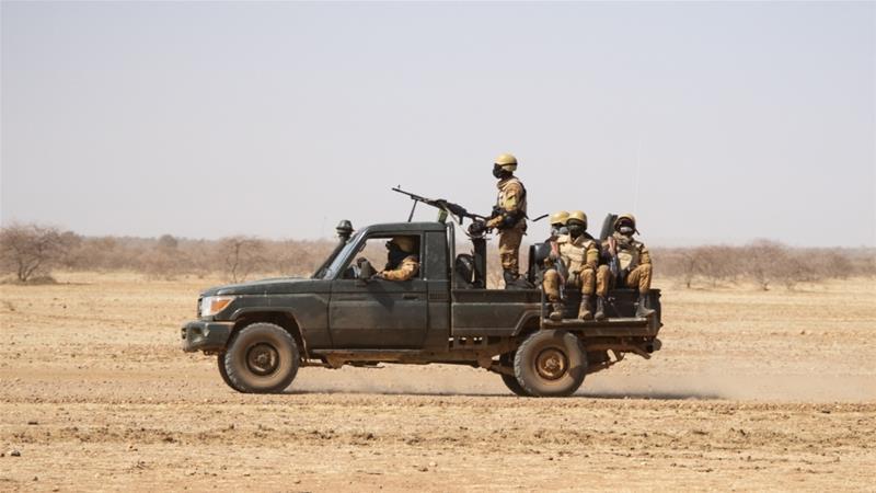 Dozens killed in religious attacks in northern Burkina Faso