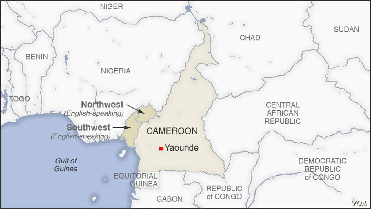 14 children among the 22 killed in Cameroon Massacre