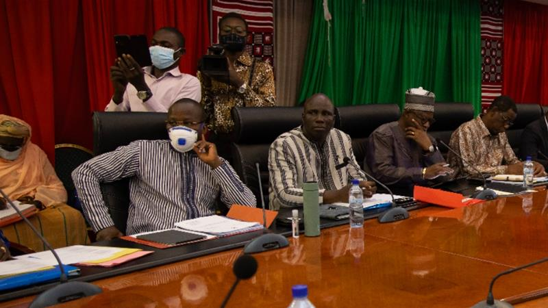 4 Burkina Faso ministers Test positive for covid-19