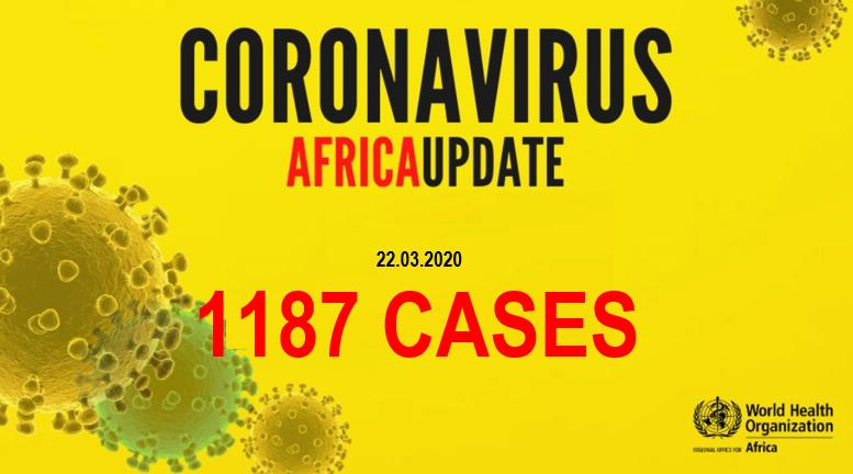Africa Coronavirus Updates