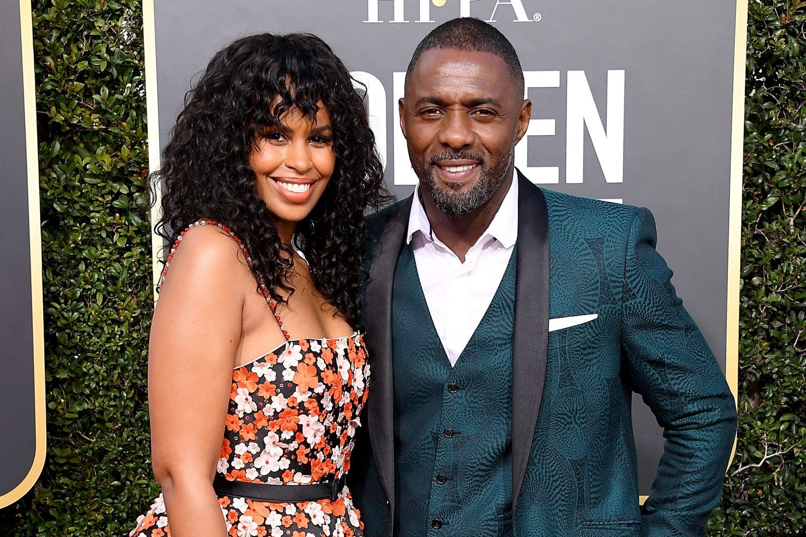 Idris and Sabrina Elba have tested positive for the coronavirus