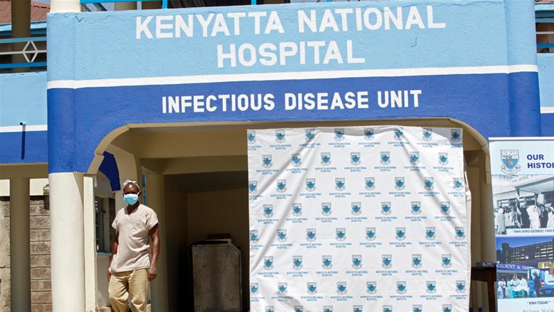 Kenya introduces strict measures to curb the spread of coronavirus