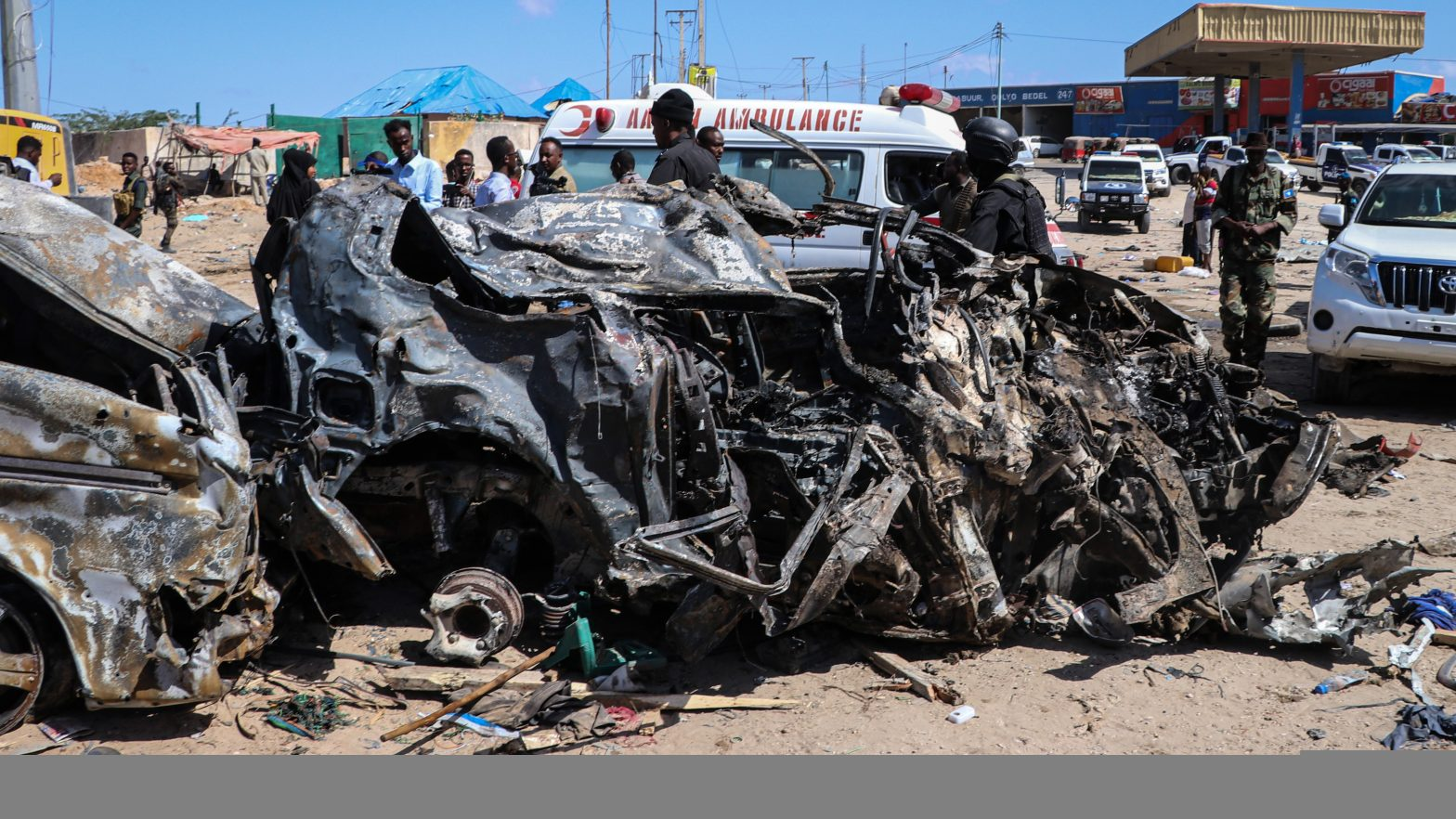 An al-Shabab suicide bomber attack has killed a governor in North eastern Somalia