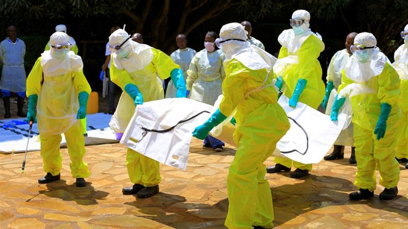 The current Ebola virus outbreak has killed more than 2,000 people