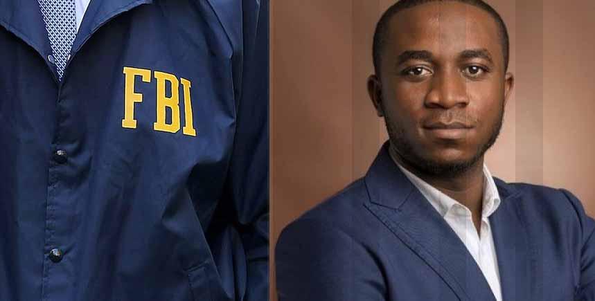 OBINWANNE OKEKE arrested by the FBI