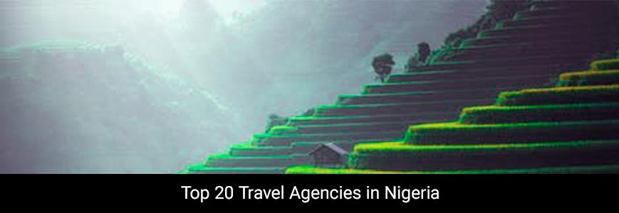 Top 20 Travel Agencies in Nigeria Cover