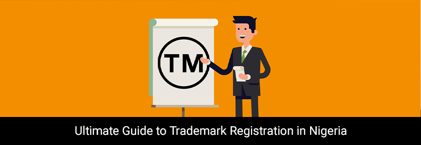 Human icon explaining the guide to trademark registration in Nigeria