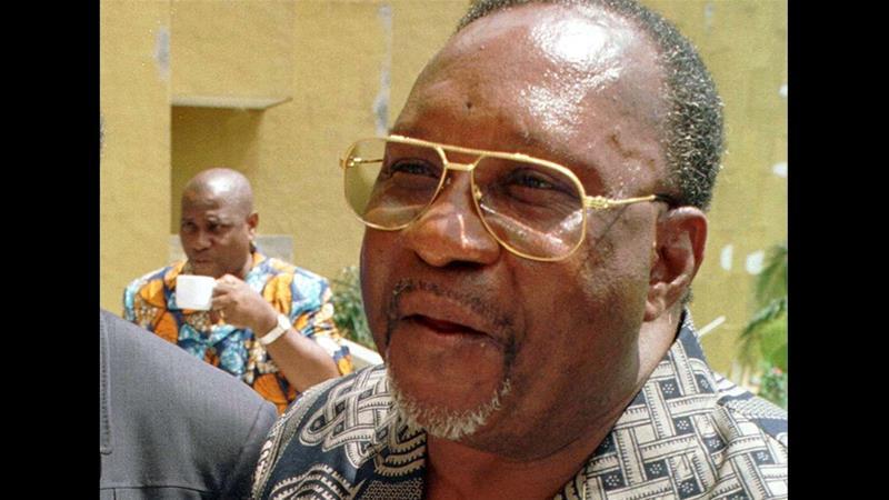 Yhombi-Opango Congo's ex-president dies after contracting coronavirus