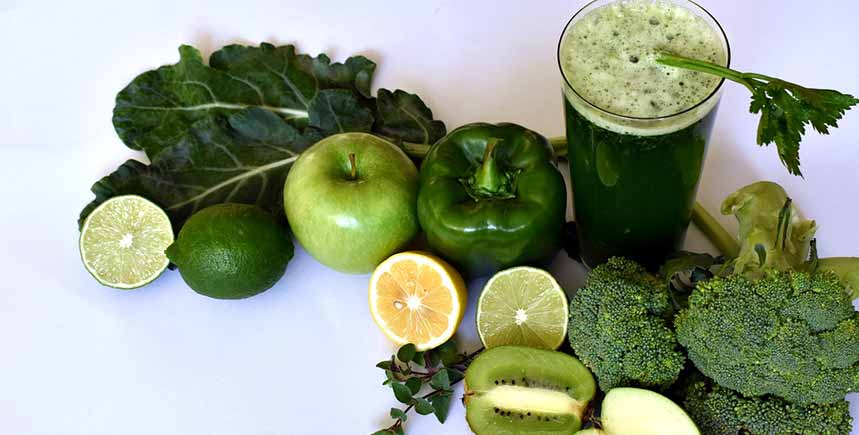Vegetable Healthy Smoothies for Detox