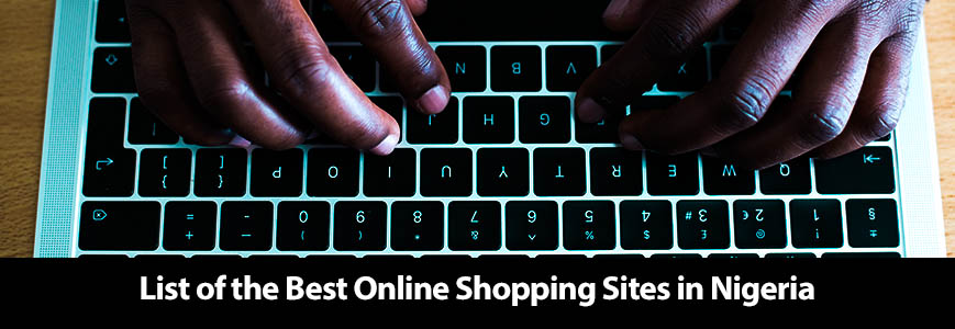 List of the best online shopping sites in Nigeria