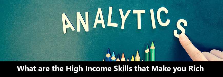 What are the high-income skills that make you rich?
