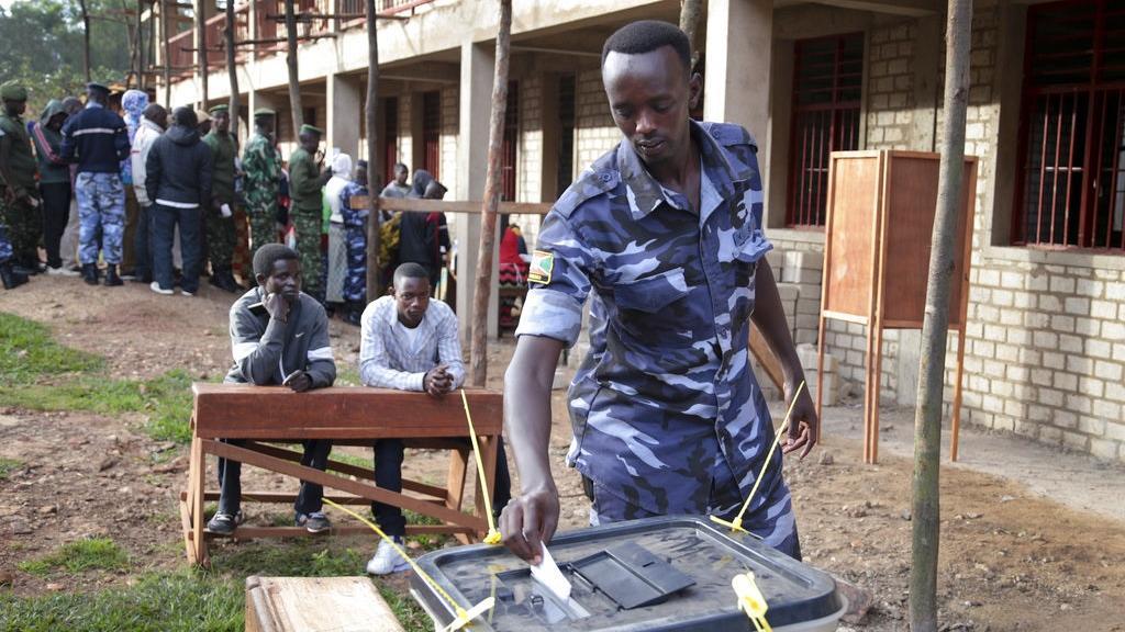 Burundi goes to the polls