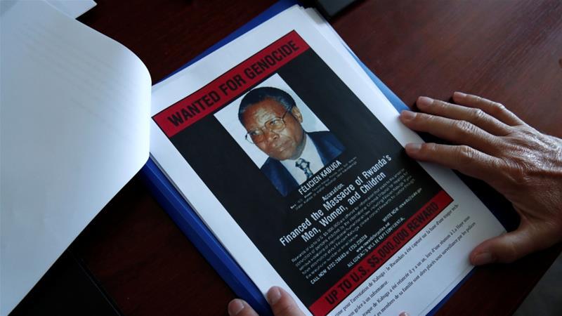 Felicien Kabuga Rwandan genocide suspect