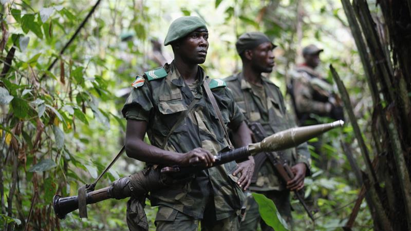 The DRC army began an offensive to oust the armed group from its bases in the northeast last year