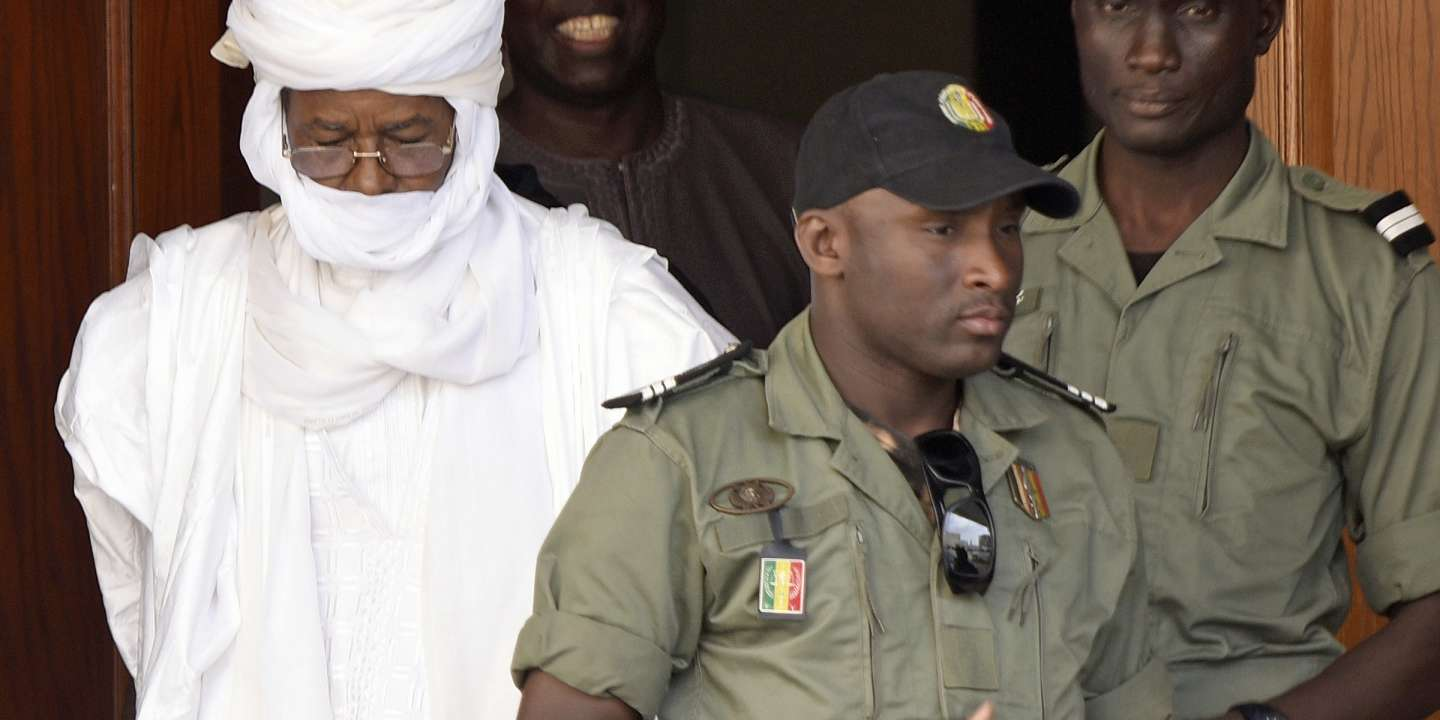Hissene Habre was convicted for crimes against humanity