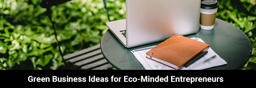 Green Business Ideas for Eco-Minded Entrepreneurs