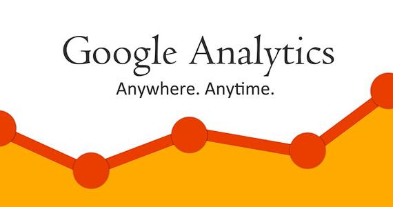 Google Analytics Anywhere. Anytime.