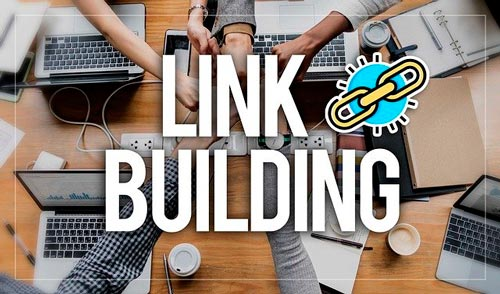 link building is an important part of seo