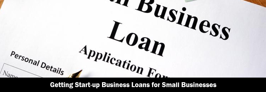 a form for business loan application