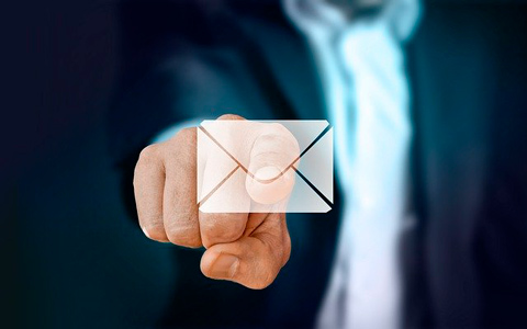 icon of email to send for effective email marketing