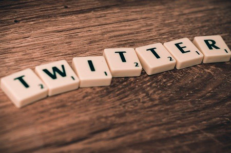 """twitter"" letters"