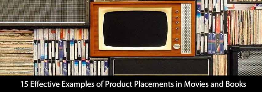 old tv and some books to show product placement examples