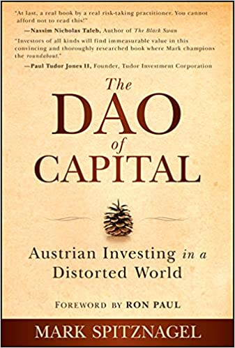 """""""the dao of capital"""" book"""