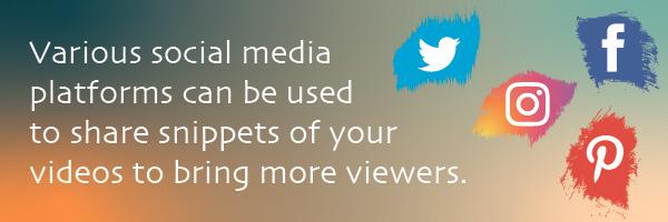 some icons of social media platforms like: twitter, facebook, instagram, pinterest